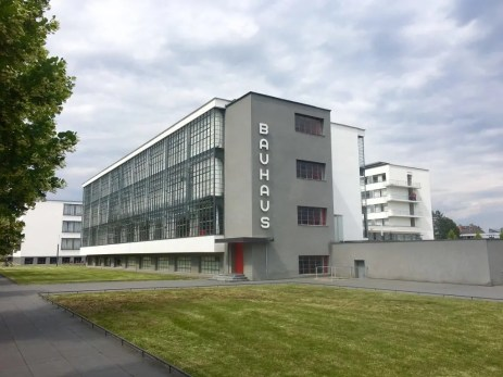 Das Bauhaus in Dessau