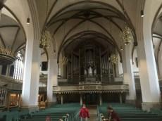 In der Stadtkirche in der Lutherstadt Wittenberg