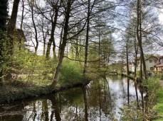 Am Mühlenbach in Mölln