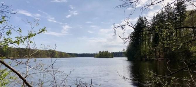 Wanderung durch das Hellbachtal an die Lauenburgischen Seen