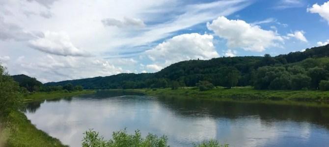 Elberadweg: Fahrradtour von Riesa über Meißen nach Dresden