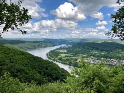 Der Rhein bei Boppard (3)