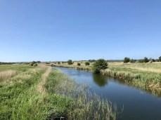 Landschaft bei Barth