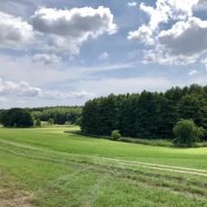 Landschaft bei Wangelkow in Vorpommern (2)