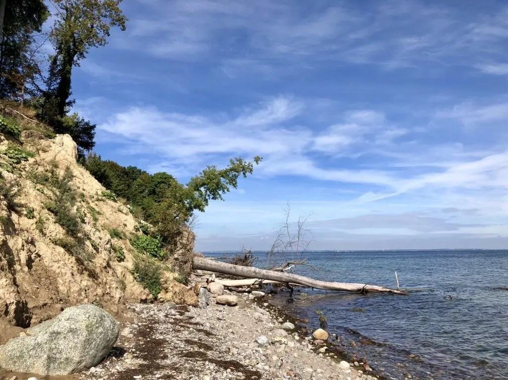 """Das """"wilde"""" Travemünde: Wandern entlang der Steilküste nach Niendorf"""