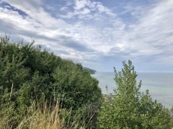 Wilde Idylle an der Steilküste bei Boltenhagen