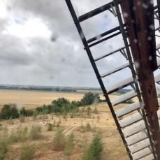 Ausblick aus der Stover Mühle