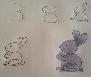 تعلم الرسم بالأرقام