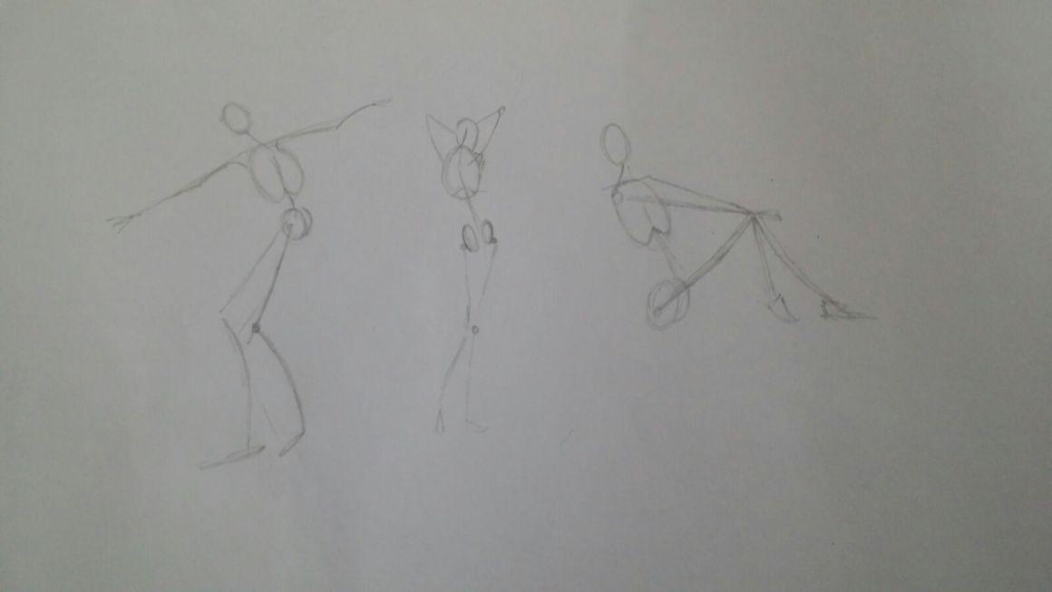 تعلم رسم أشكال من خيالك