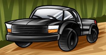 تعلم رسم سيارة3
