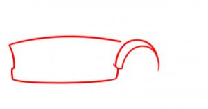 تعلم رسم سيارة -شاحنة