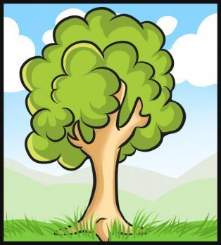 رسم شجرة