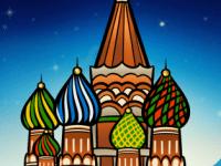 تعلم رسم الكرملن - روسيا