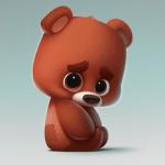 طريقة رسم الدبدوب