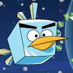 How To Draw Ice Bird From Angry Birds Space