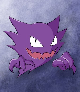 How To Draw Haunter Step 8