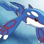 How To Draw Kyogre Pokemon