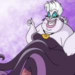 How To Draw Ursula From The Little Mermaid