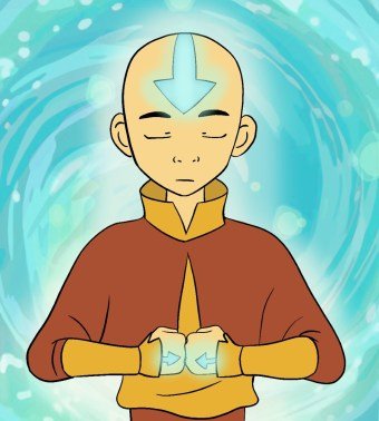 How To Draw Aang Avatar Step 12