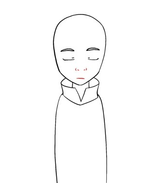 How To Draw Aang Avatar Step 4