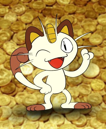 How To Draw Meowth Step 13