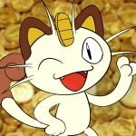 How To Draw Meowth Pokemon