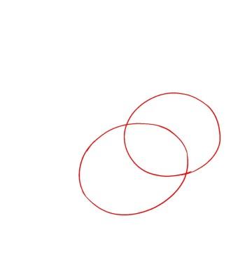How To Draw Ivysaur Step 1