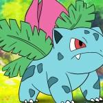 How To Draw Ivysaur Pokemon