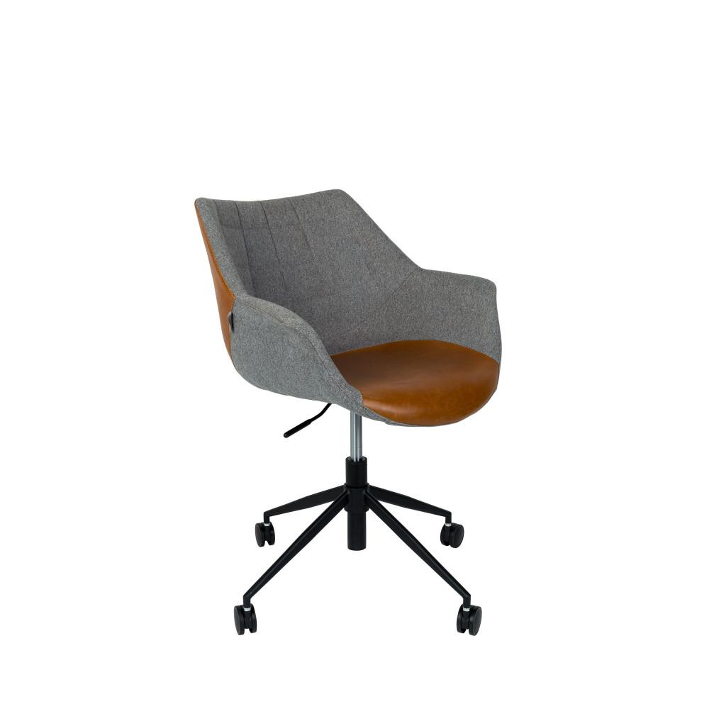 Fauteuil De Bureau Design Doulton Zuiver Drawer