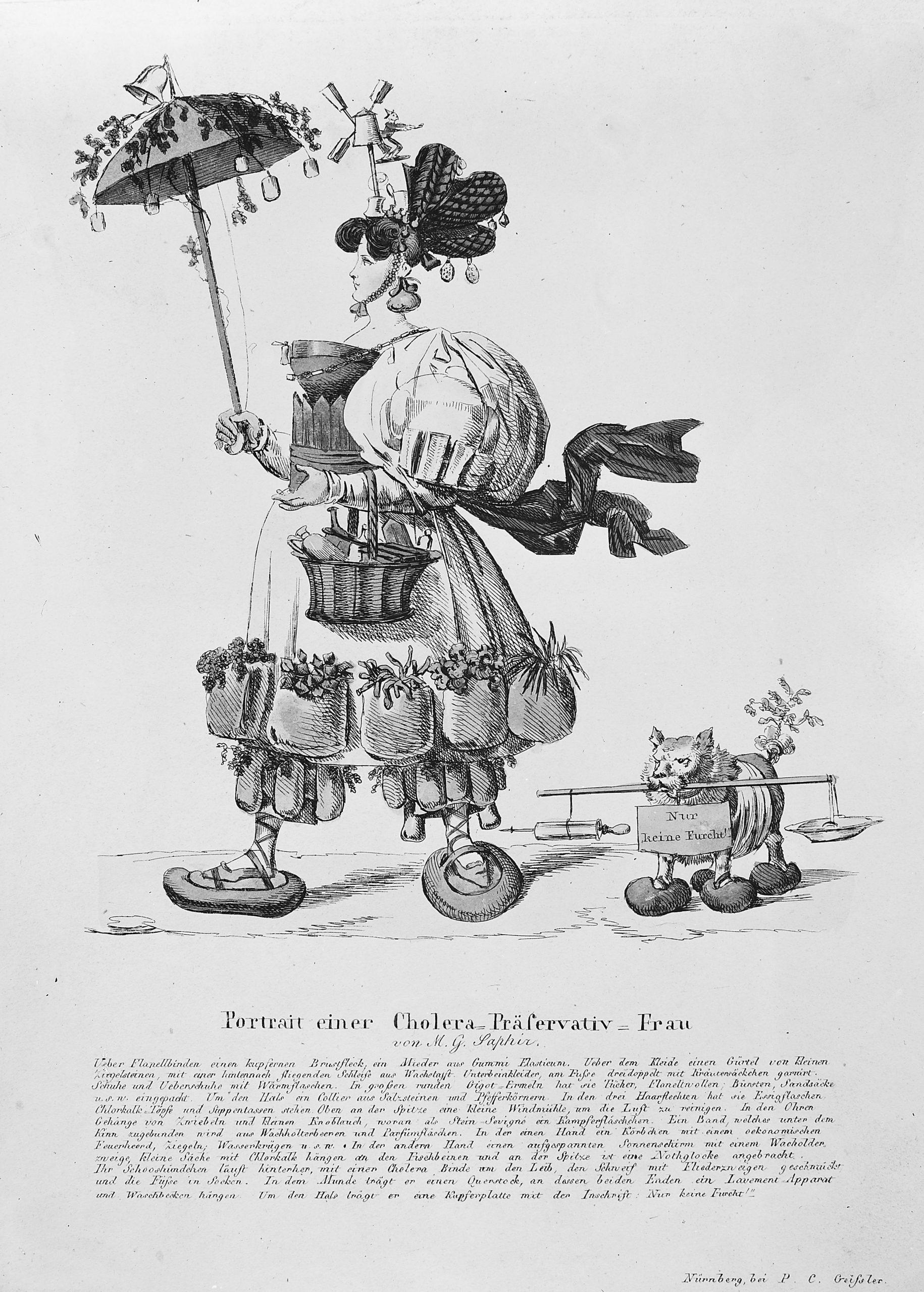 Cholera: A Panoply of Useless Remedies