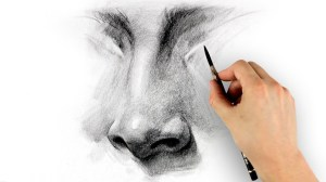 nose draw easy drawing step learn any