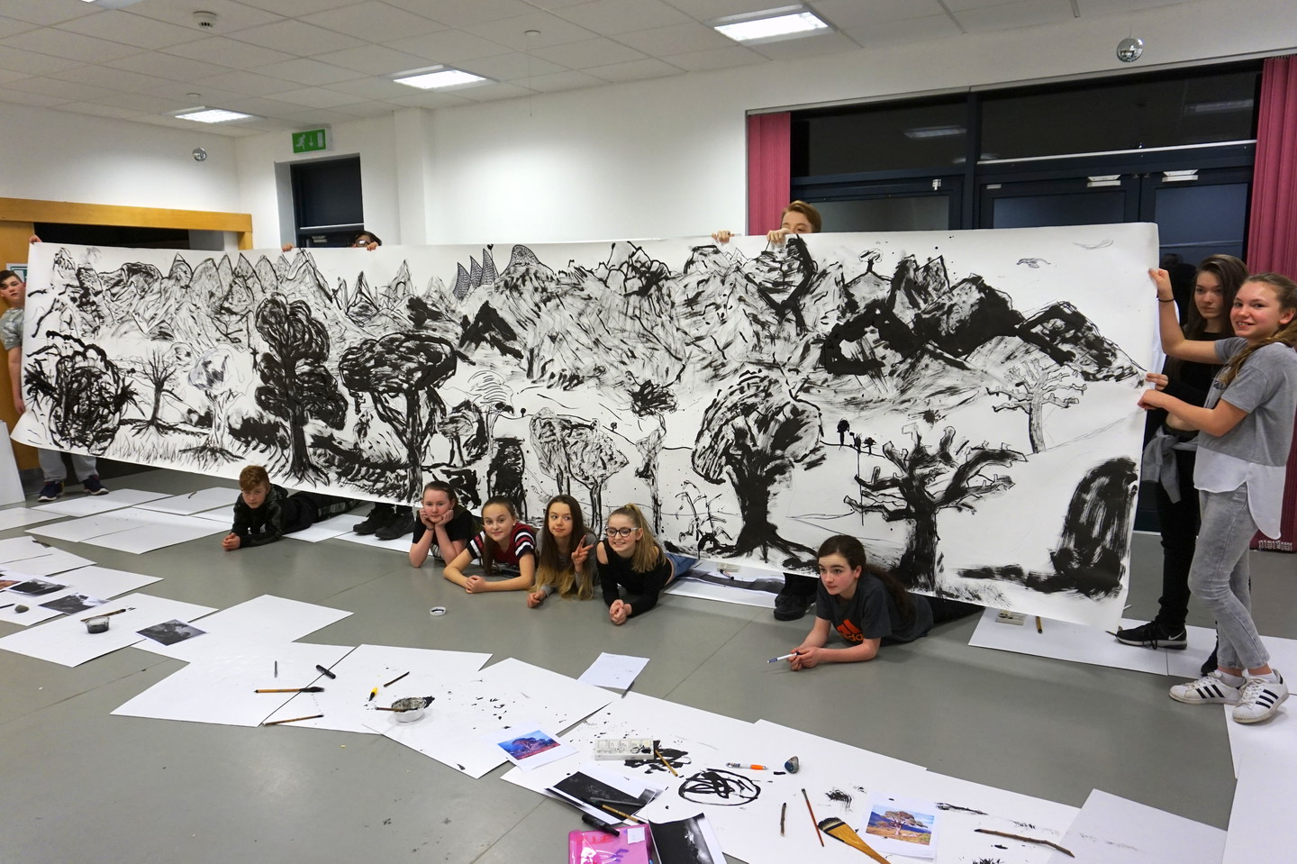 G15 Youth Project - Art Group