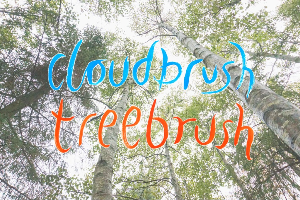 Cloudbrush Treebrush