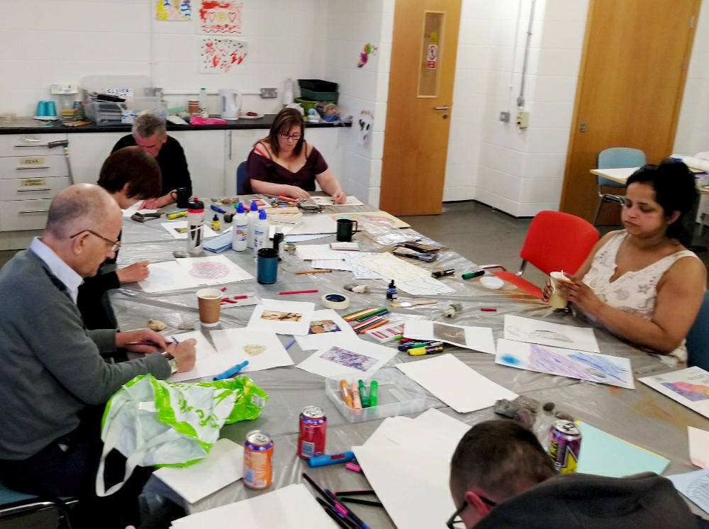Stress free creativity at Centre81