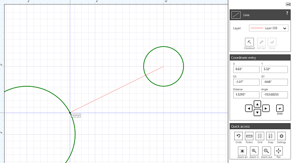 Back to the Drawing Board • 2D CAD for Windows