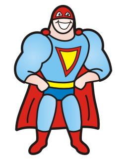 cartoon heroes draw drawing superheroes hero easy drawingcoach drawings simple cartoons cool superhero strikes again lessons heroic muscles step learn