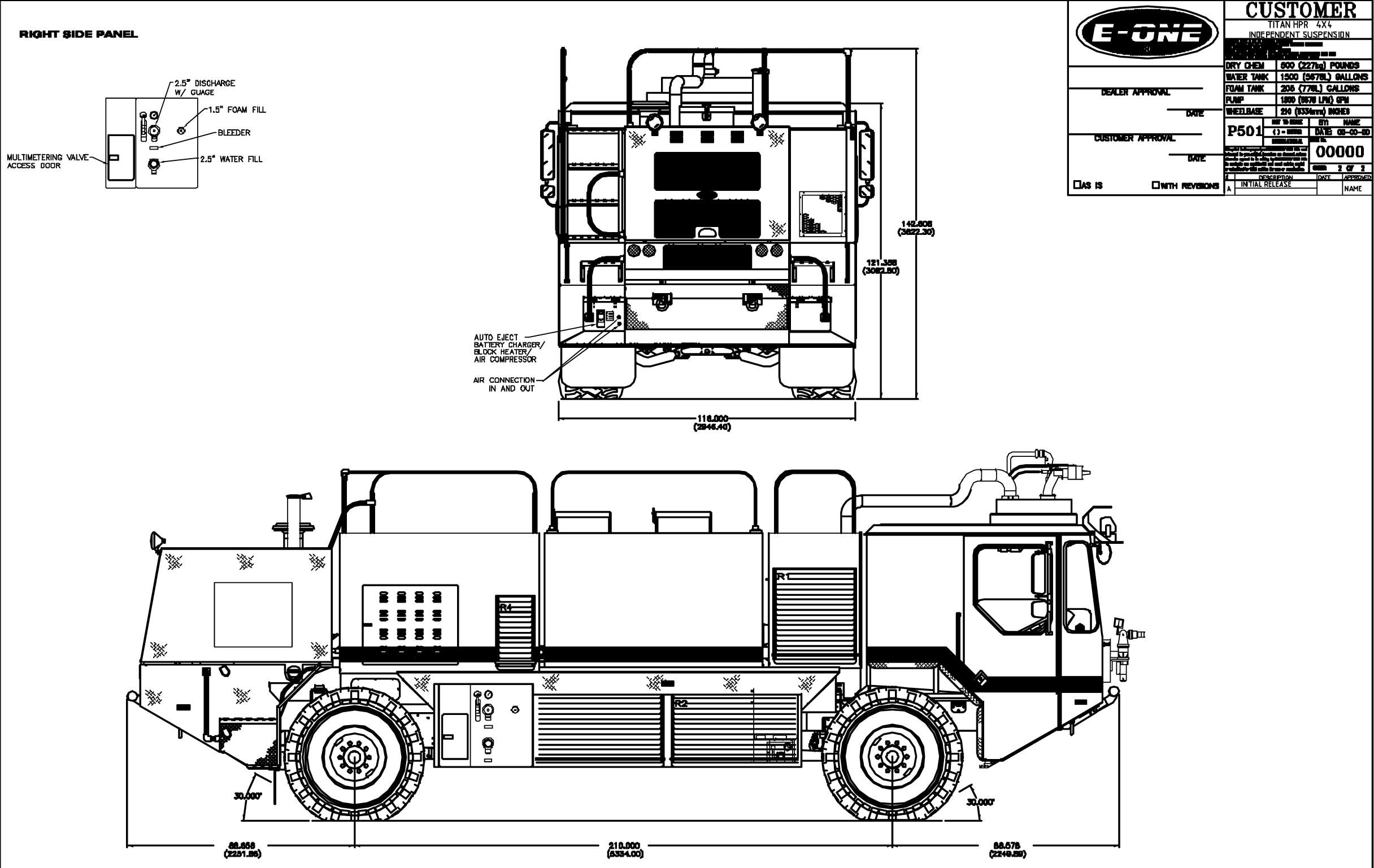 Titan Hpr 4 4 Blueprint