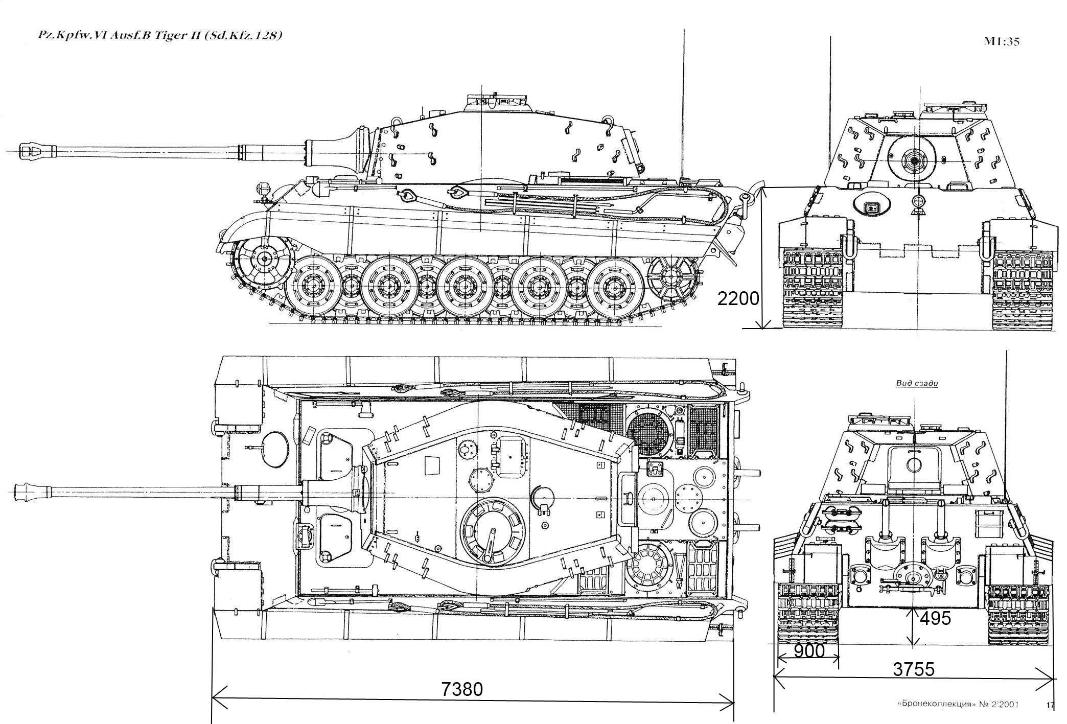 ww1 tank diagram marine wiring diagrams for batteries tiger blueprint free engine image