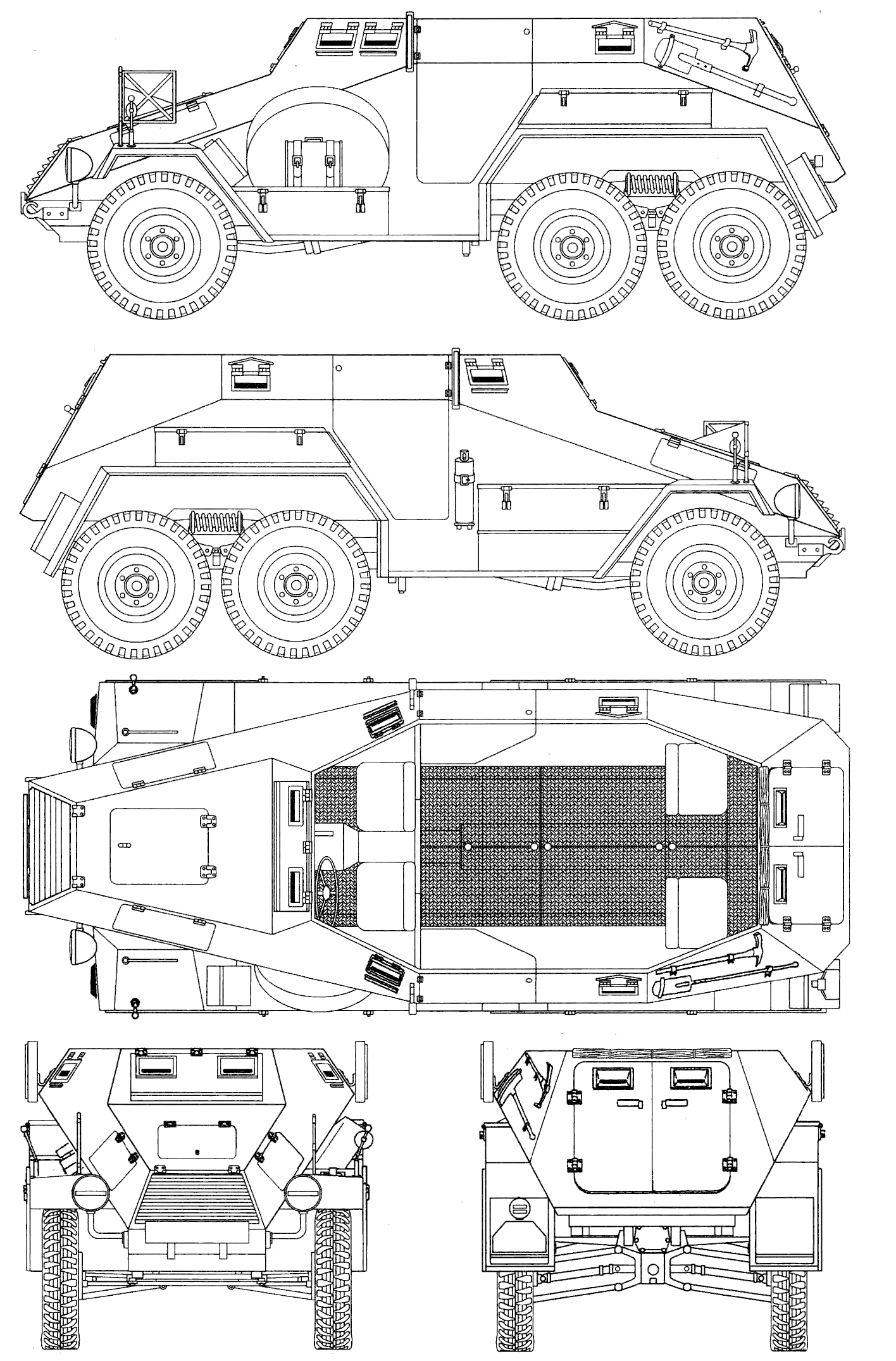 Sdkfz 7 Drawing Related Keywords Amp Suggestions