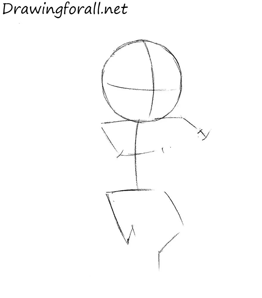 Easy Drawing Rocket Personal Use Rhgetscom Winsome Cool S Kids