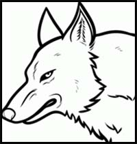 How to Draw Cartoon Wolves & Realistic Wolves : Drawing Tutorials & Drawing & How to Draw Wolves Drawing Lessons Step by Step Techniques for Cartoons & Illustrations