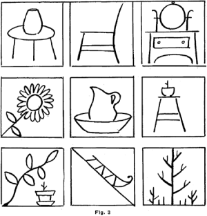drawing outlines draw objects lessons lines tutorials beginners object easy drawings square basic flat learn familiar examples each single mean