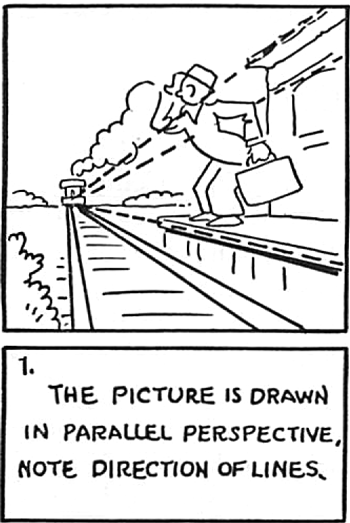 Comic Page / Panel / Strip Layout and Composition Drawing