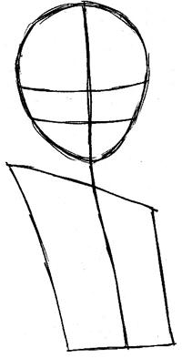 step gi yu easy draw oh drawing yugi tutorial yami slant