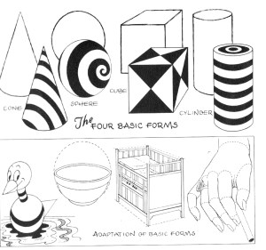 shapes drawing draw basic easy learn drawings 3d step way simple anything using cone drawinghowtodraw cylinder forms objects sketches steps