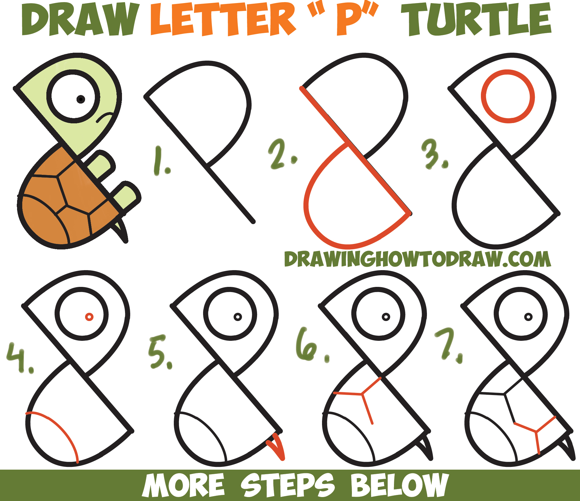 Very Easy Drawing Step By Step How To Draw A Cute Puppy Step By
