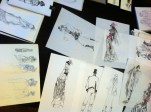 Steampunk Drawing Session - Drawing New York