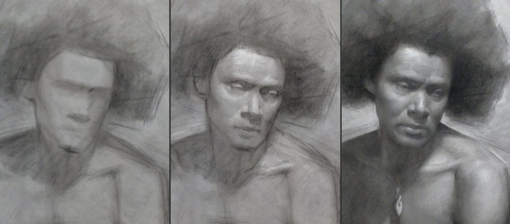 Kelly Foss Portrait Drawing Course
