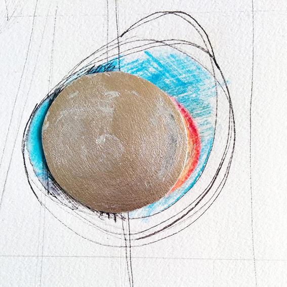 Mersea Oyster by Victoria Burton-Davey