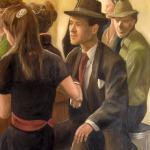 1940s Bar